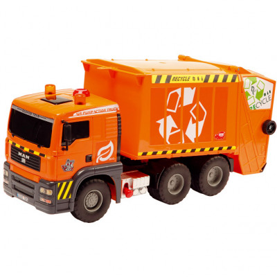 Мусоровоз Air Pump Garbage Truck 20 3415777