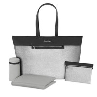 Сумка для мамы Changing bag Koi-mid grey 518000055