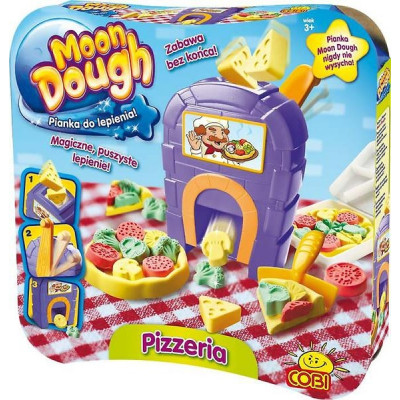 Пенка для лепки Moon Dough Пиццерия 91005