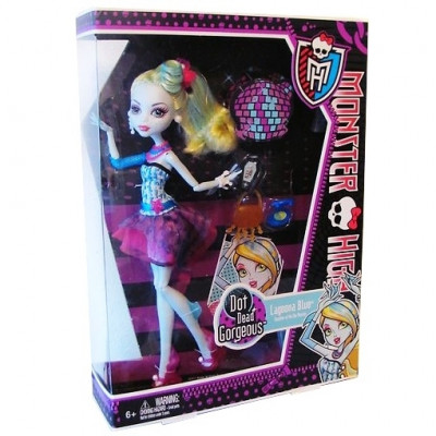 Monster high Кукла Lagoona Blue X4530