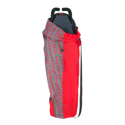Сумка для перевозки коляски Lightweight storage bag цвет charcoal/scarlet