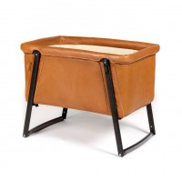 Колыбель детская Dream LITTLE COT Premium Leather Bassinet