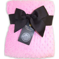 Детский плед Pearl Velvet blanket Cotton candy