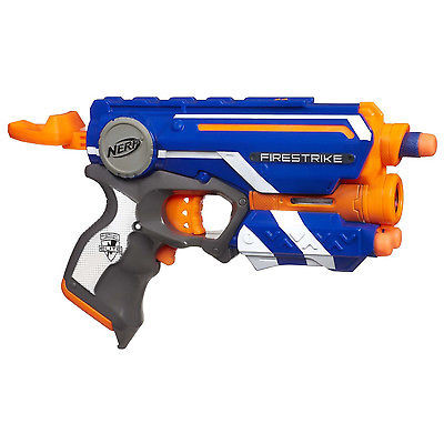 Nerf Пистолет Elite Firestrike 53378