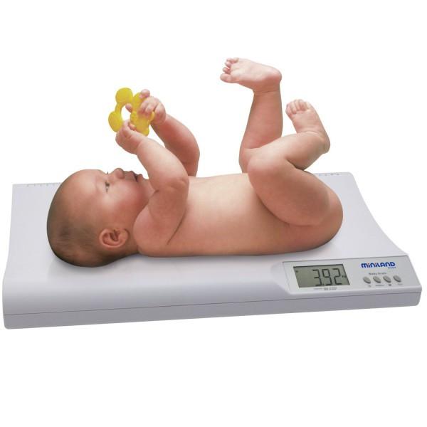 Фото весы с ребенком