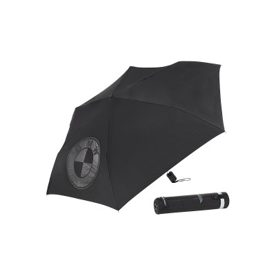 Зонт для коляски BMW umbrella and storage case Black