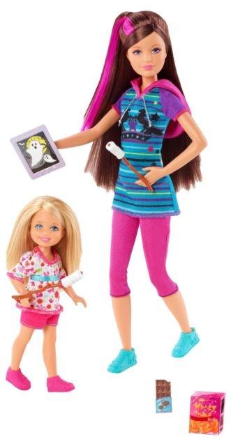видео куклы барби и монстр хай