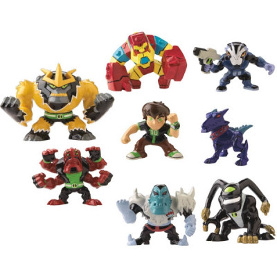 Фигурка Ben10 Omniverse Mini figures в ассортименте 98300